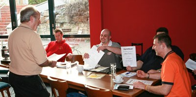 Int. Bowlingakademie Coaching Seminar 2010
